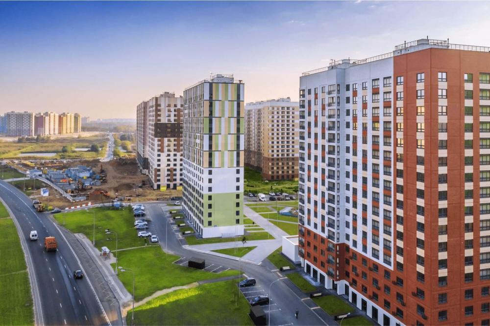Район Некрасовка Москвы на карте с улицами и номерами ...
